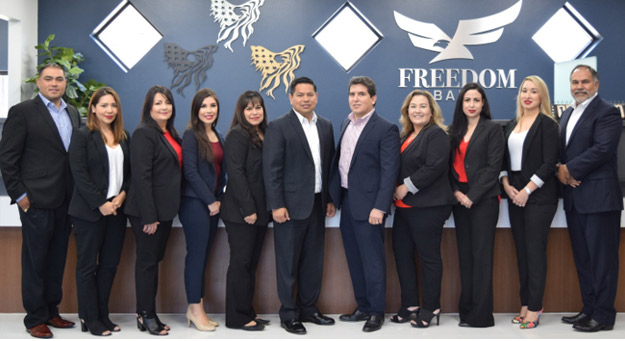 Freer Team Staff